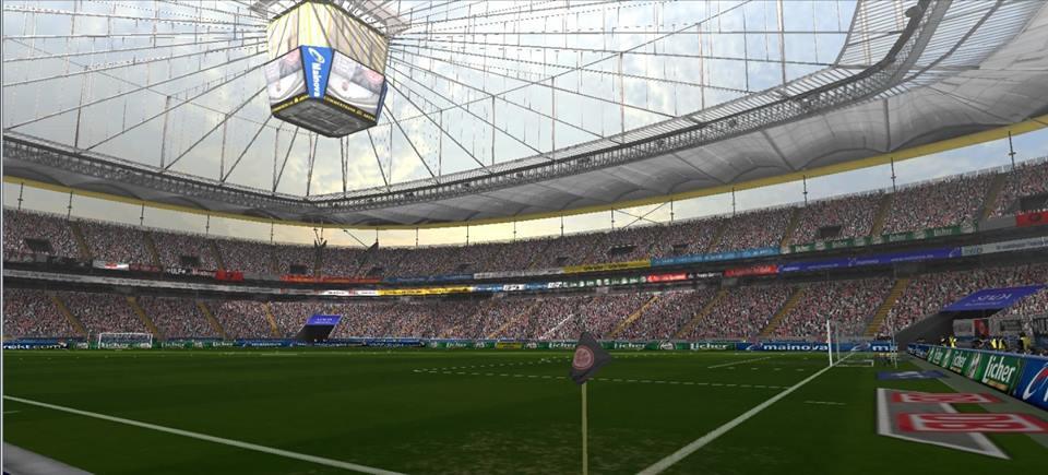 ultigamerz: PES 6 Commerzbank Arena, Frankfurt (Germany) Stadium