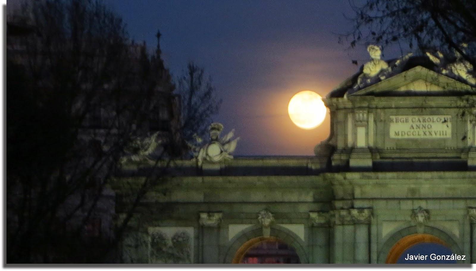 La Puerta de Alcalá. Madrid
