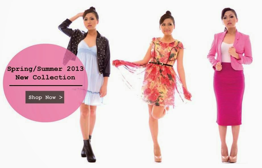 9f2241b37e6 Sunshine Kelly | Beauty . Fashion . Lifestyle . Travel . Fitness: Pink N'  Proper Spring Summer 2013 Collection