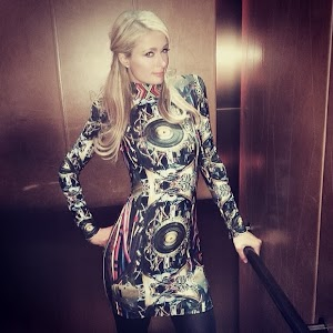 Paris Hilton celebrates birthday in advance