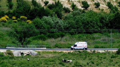 la proxima guerra ejercito sirio destruye ambulancias turcas transporte rebeldes desde turquia a siria