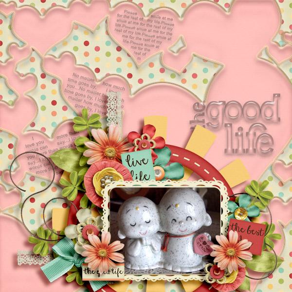 DSB  The Good Life