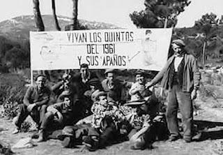 Grupo de quintos de 1961