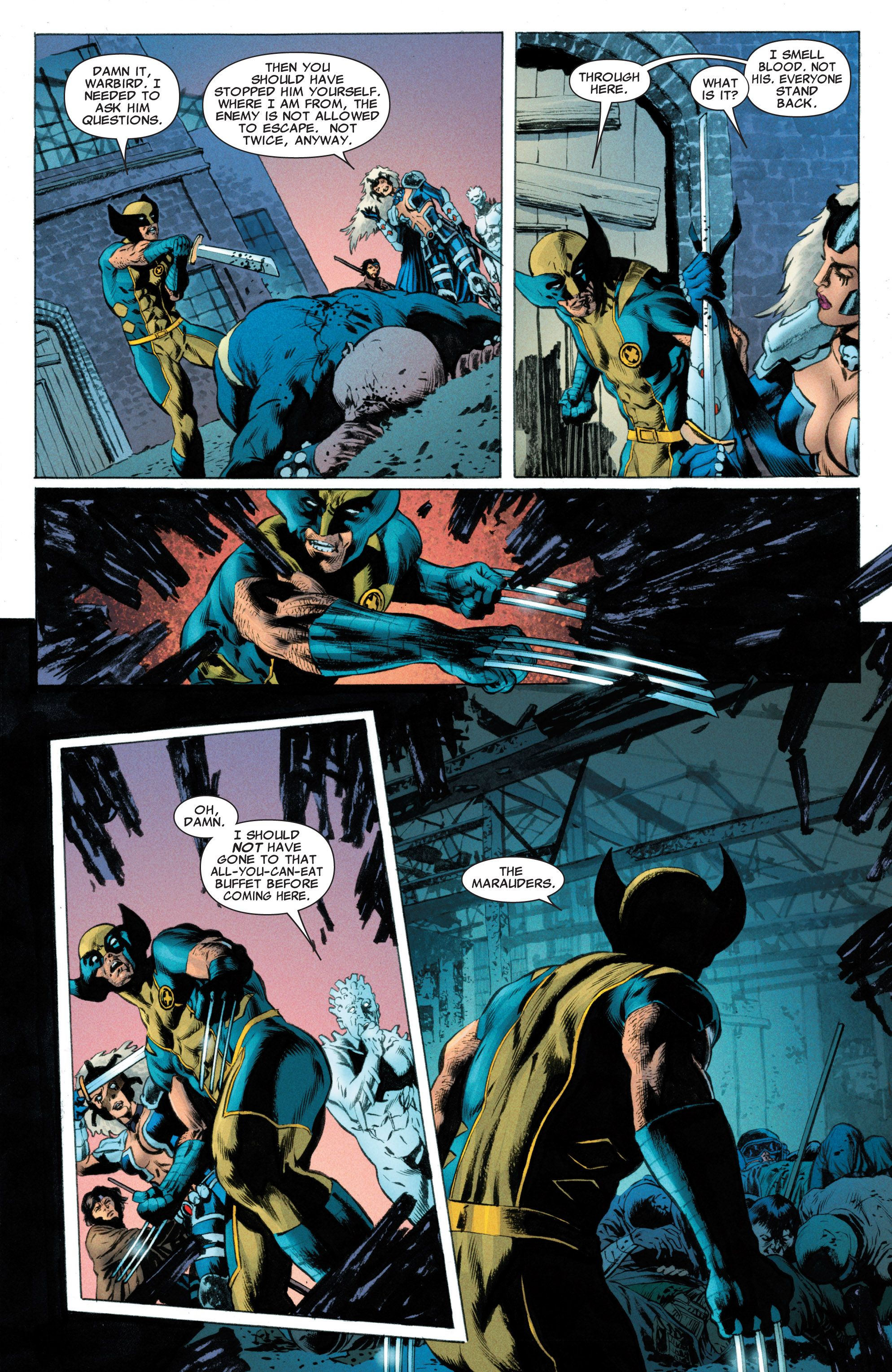 Read online Astonishing X-Men (2004) comic -  Issue #50 - 15