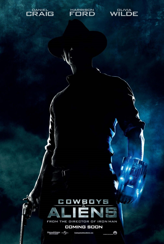Smartologie: Movies 2011: Cowboys & Aliens - Full Trailer
