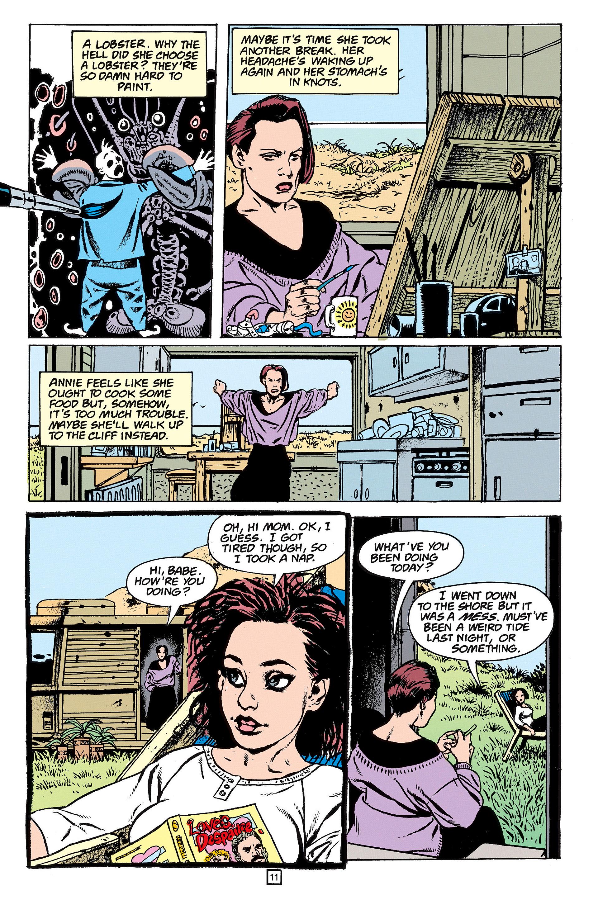 Read online Animal Man (1988) comic -  Issue #61 - 12