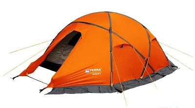 Как выбрать палатку туристическую - Палатка Extreme-серии