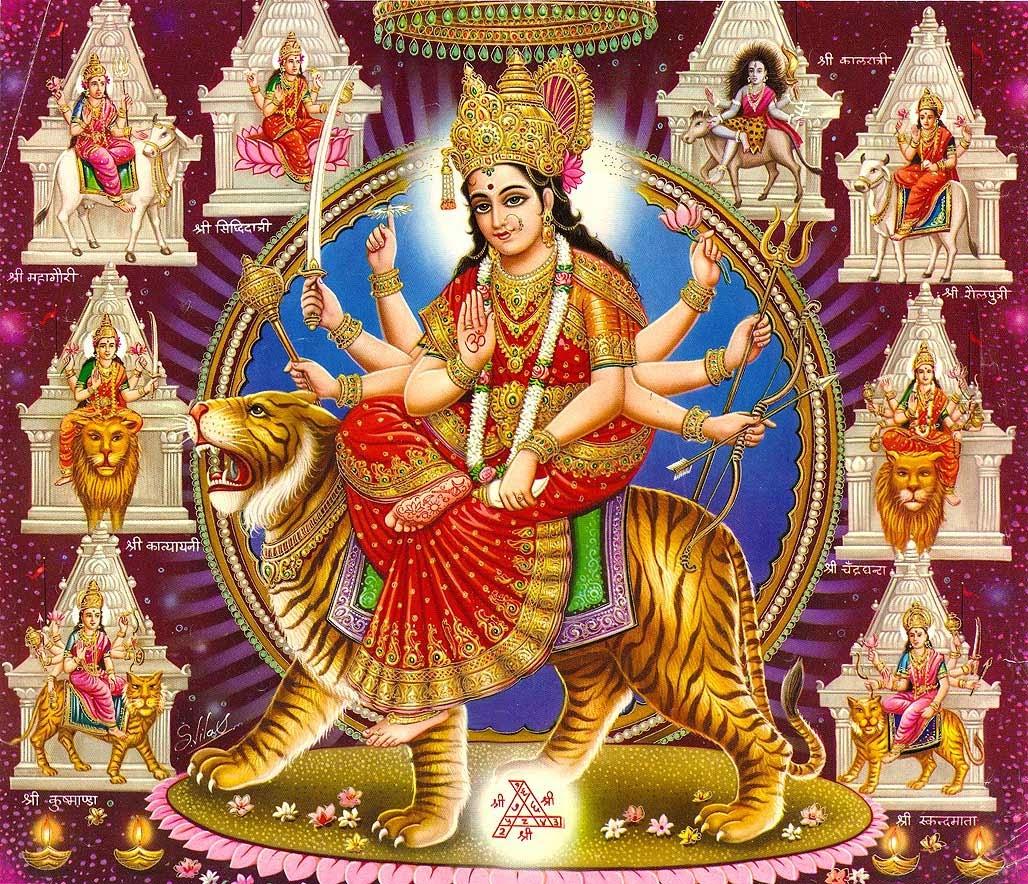 Download Maa Durga Ji Picture Gallery