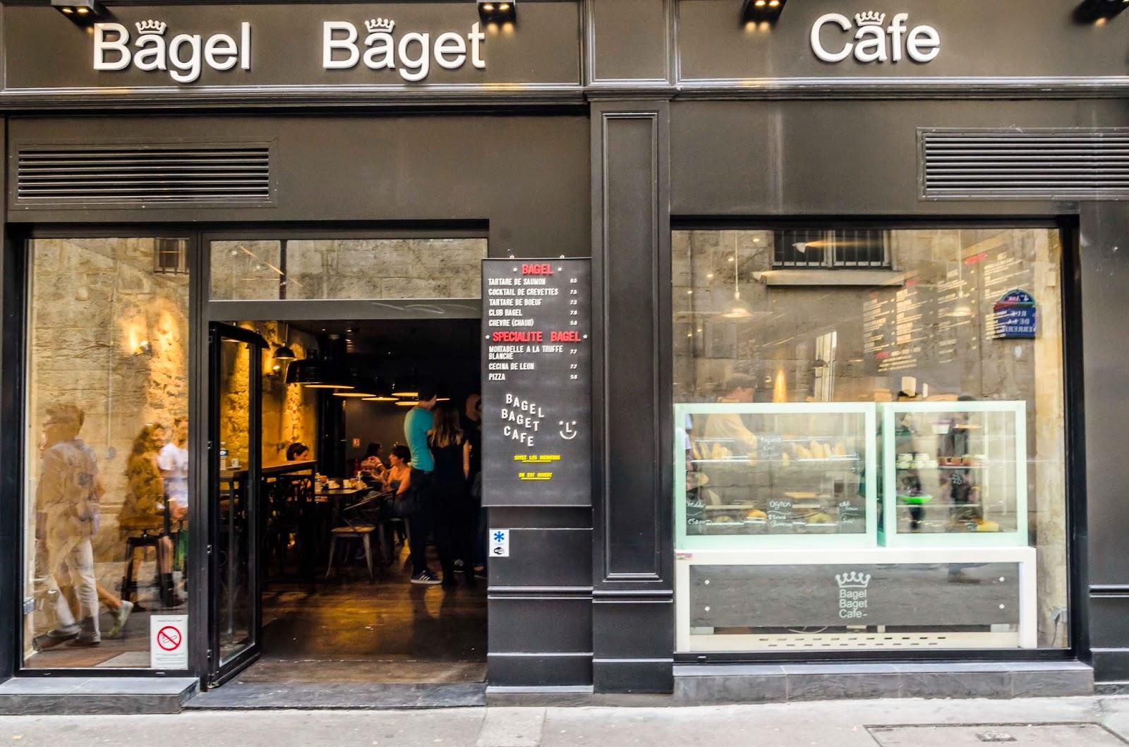 Cafeteria em Paris