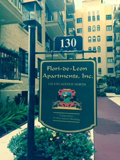 Flori De Leon Apartments Co Op Downtown St Petesburg