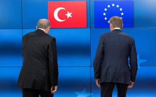 Αυστηρό μήνυμα Ερντογάν προς Ε.Ε. ενόψει Βάρνας