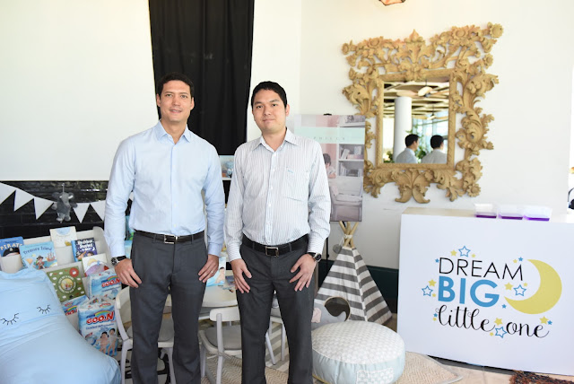 Jesse Maxwell, President of One Stop Distribution Inc. and Champ Rosruen, Sales and Marketing Representative of ElleAir International Thailand