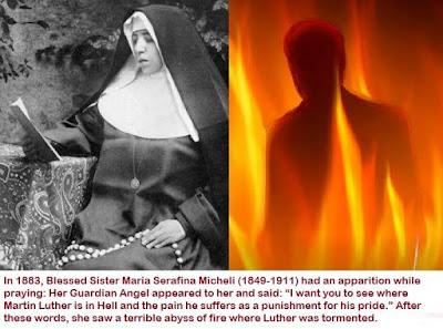 Image result for a.Sister Maria Serafina Micheli