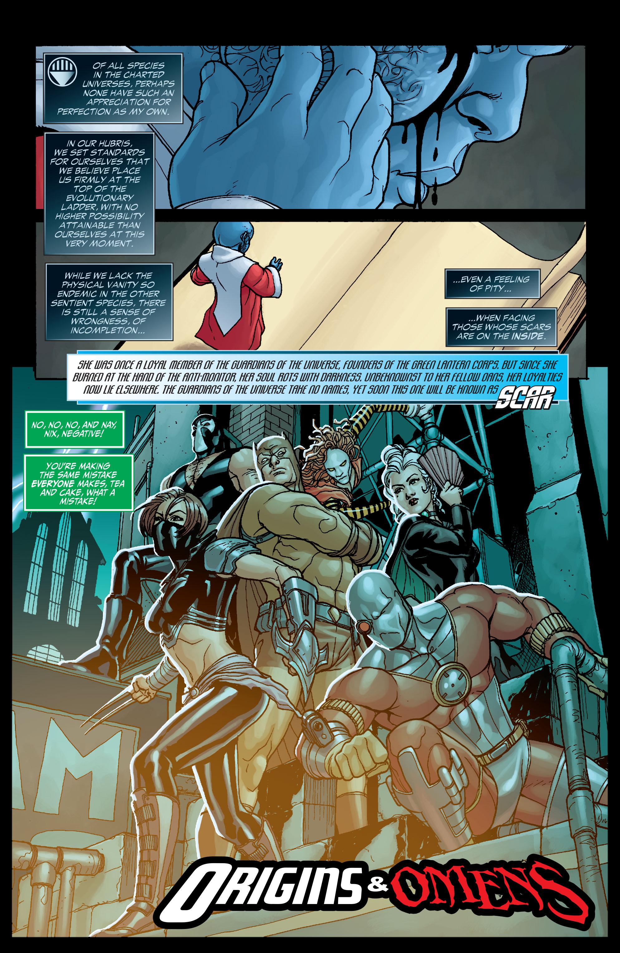 Read online Secret Six (2008) comic -  Issue #6 - 20
