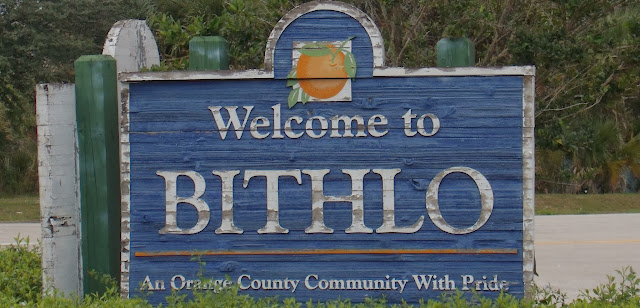 Al entrar en Bithlo