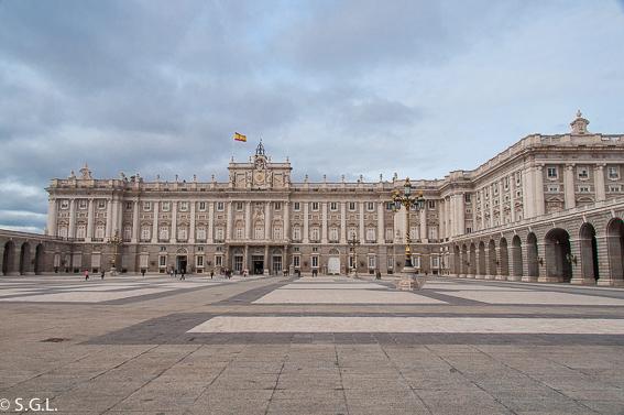 El Palacio Real. Ruta lowcost por Madrid