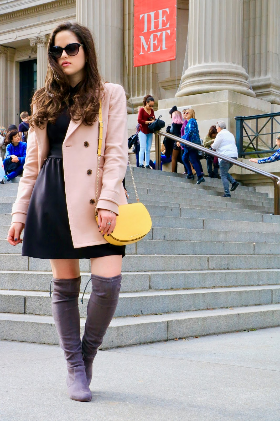 nyc fall street style