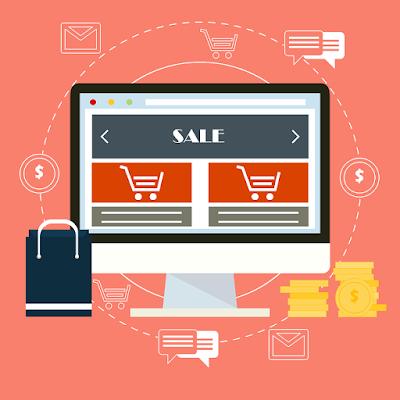 Cara membuat toko online menggunakan blog