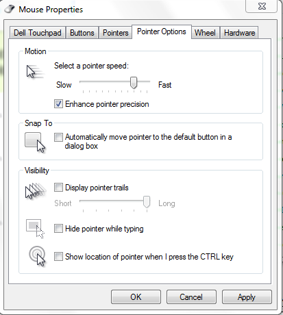 DAX Dude - Dynamics AX: Typing focus jumps to mouse cursor location