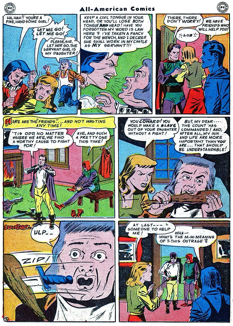Read online All-American Comics (1939) comic -  Issue #73 - 36