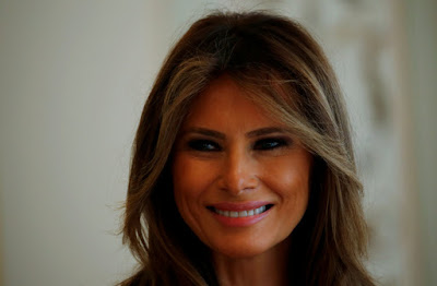 Melania thanks Chelsea for defending son