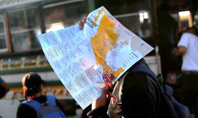 EEUU terminará ayuda a El Salvador, Guatemala y Honduras por migrantes