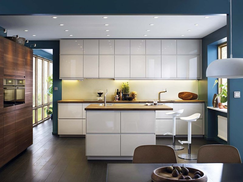 Mi cocina n rdica cocinas voxtorp - Ikea cocinas fotos ...