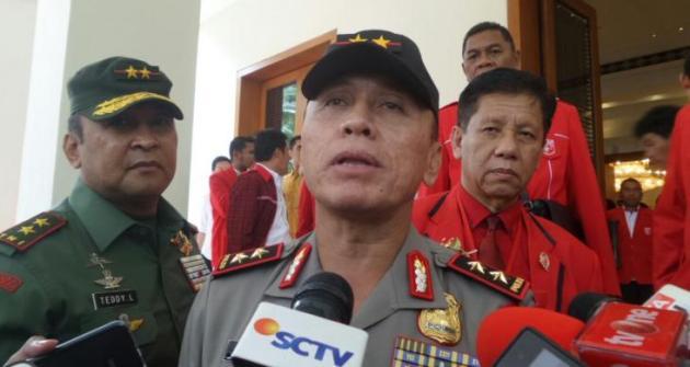 Habib Rizieq Peringatkan Kebangkitan PKI, Ini Kata Kapolda Metro Jaya