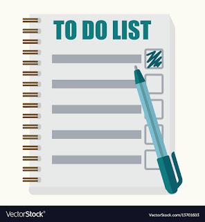 Pentingkah to do list; to do list; kenapa perlu ada to-do-list; motivation; jangan buang masa; masa itu emas