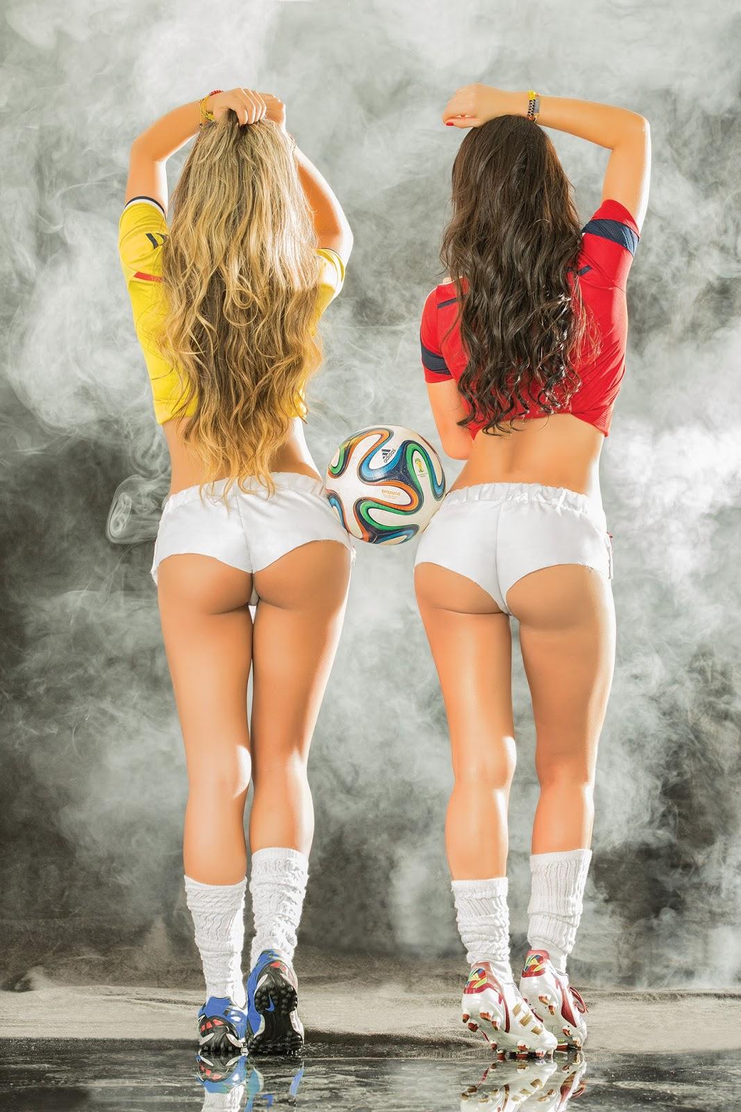 2 nenas en la webcam - 1 1
