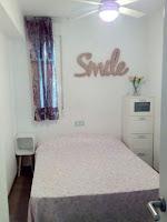 apartamento en venta frente escuela vela benicasim dormitorio