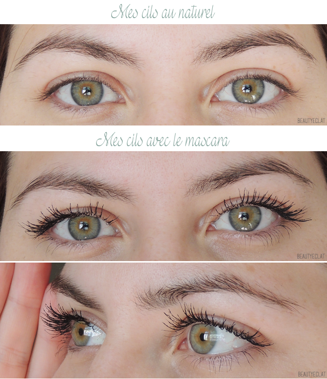 benefit they're real mascara revue avis test avant après