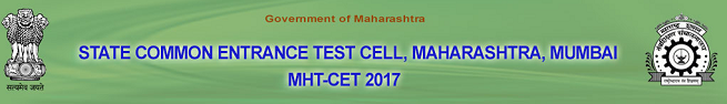 MHT CET Answer Key 2017