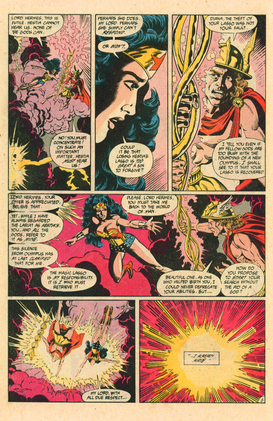 Read online Wonder Woman (1987) comic -  Issue #28 - 8