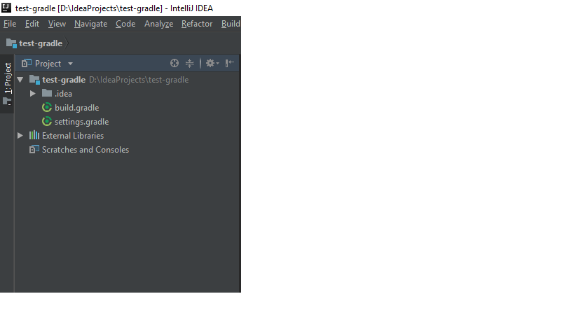 RANDIKA'S TECH BLAST: Your First Gradle Project with