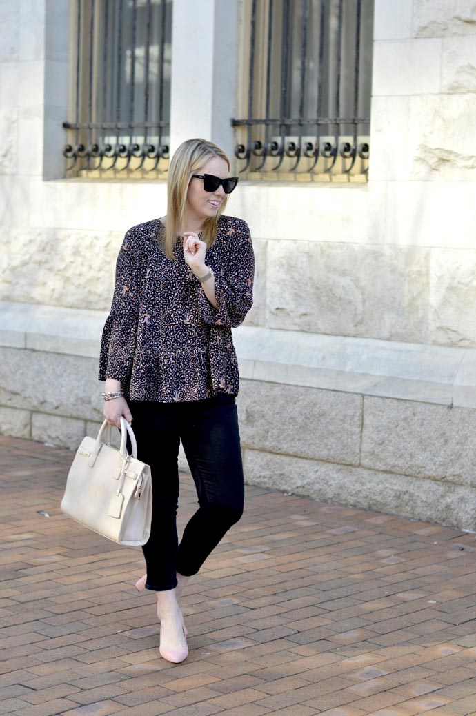 cute spring outfit - A Blonde's Moment - @rachmccarthy7