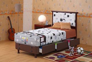 Koleksi Desain Kamar Tidur Anak Laki-Laki