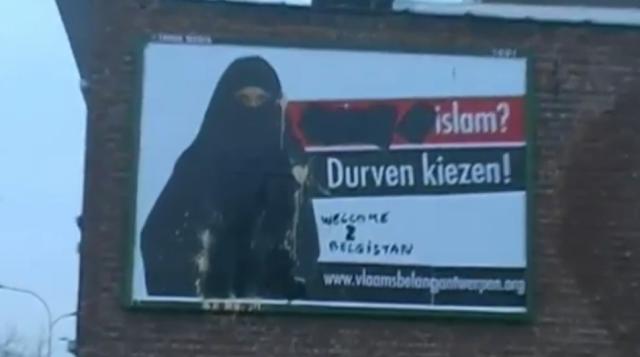 «Λαυράκια» έβγαλαν οι Βέλγοι στην τουρκική συνοικία των Βρυξελλών