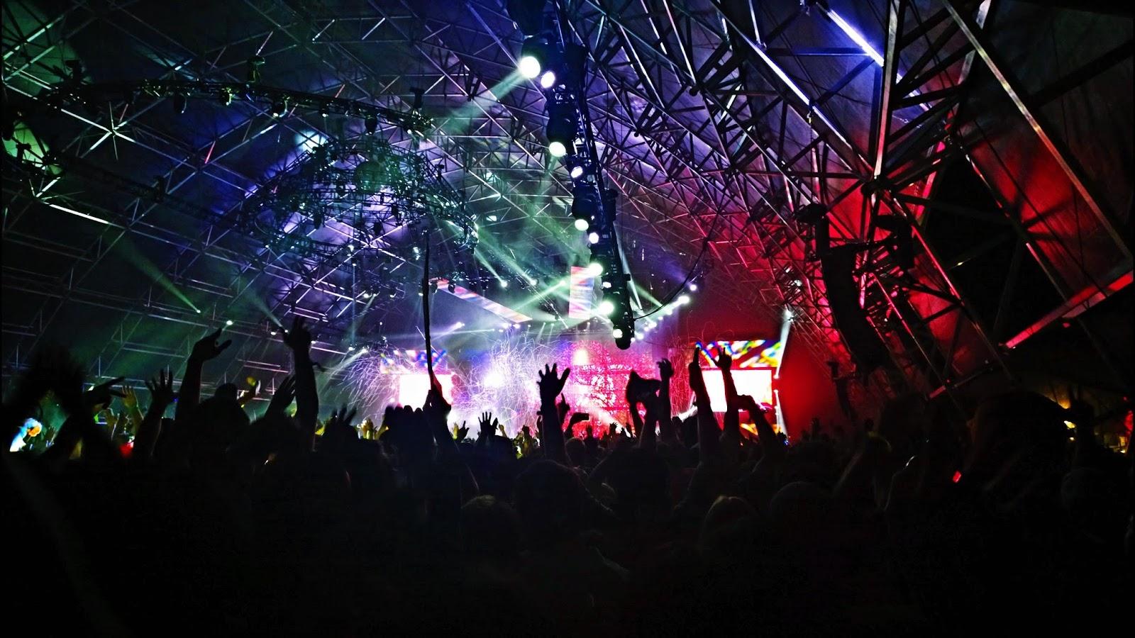 Finding the next festival headliner using Big Data