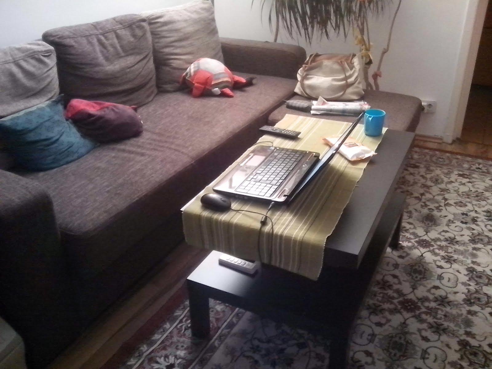 - Focus Company-employee: IKEA Hackers: Lift Top Coffee Table