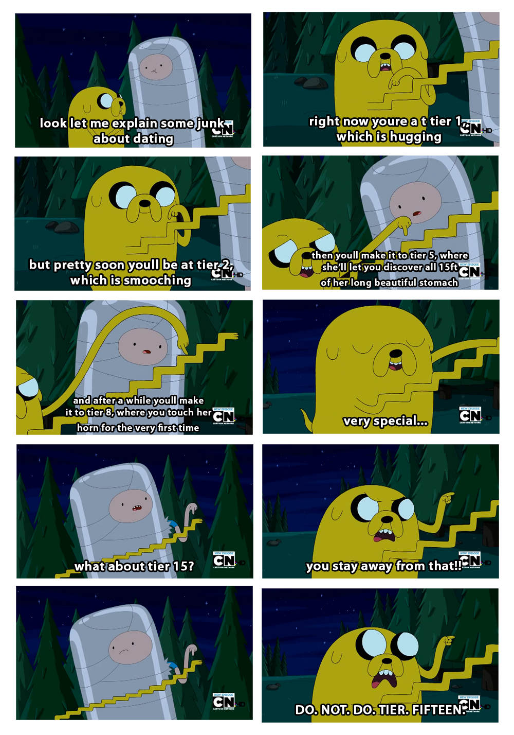 Adventure time dating
