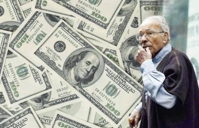 سعر الدولار, خبير يتنبأ ان يصل 41 جنيه , الدولار اليوم
