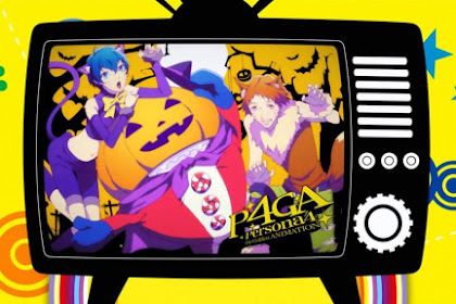Walkthrough Persona 4 Golden Bahasa Indonesia - Part 7 (Oktober)