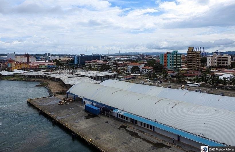 Cólon, Panamá