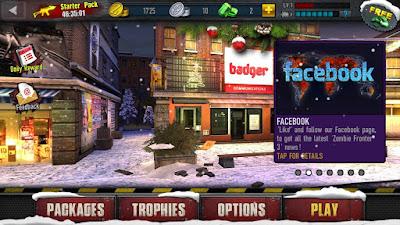 Zombie Frontier 3 Mod Apk Unlimited Money