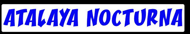 Logo Atalaya Nocturna