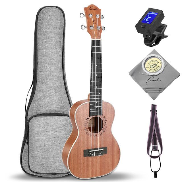 Ranch Soprano Ukulele UK-21 Beginner Kits