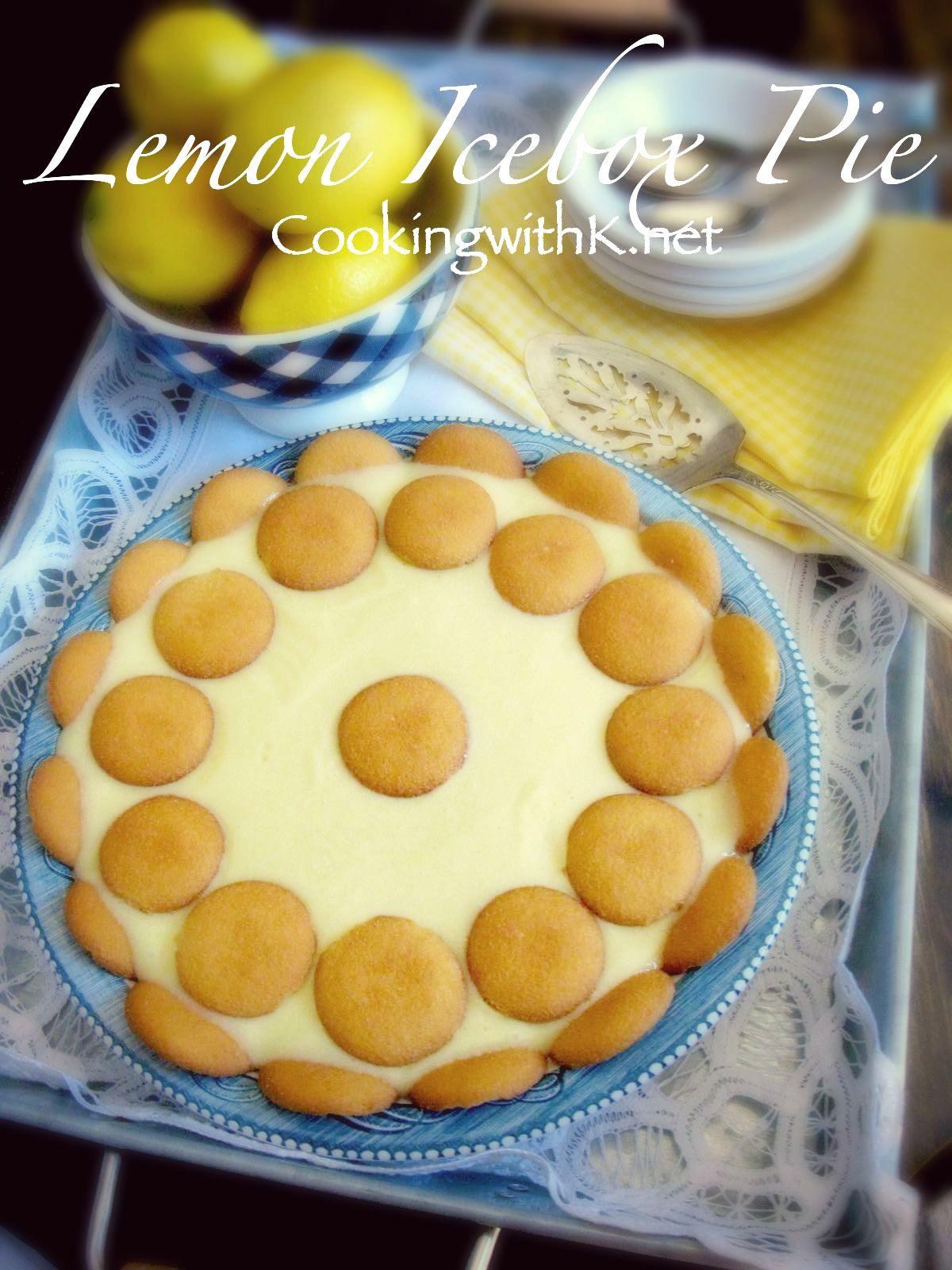 Daddy S Lemon Icebox Pie Granny S Recipe