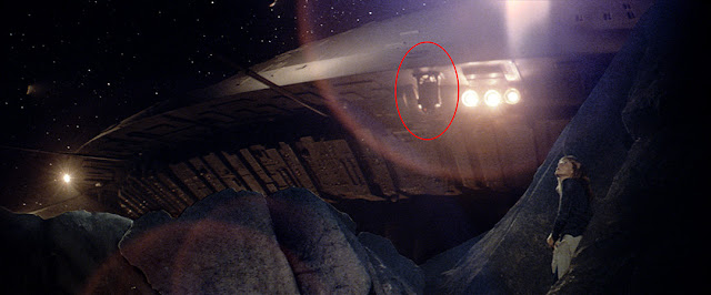 r2d2 easter egg in close encounters