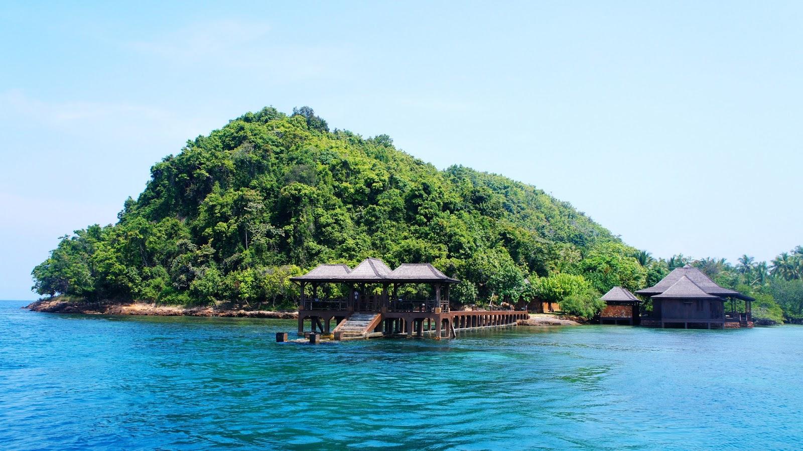 Banten Tempat Wisata Cilegon Pelopor Wisata Halal Dunia